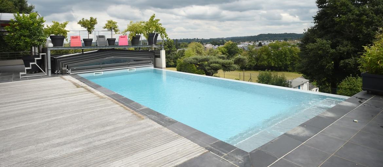 De XL overkapping voor XL zwembaden