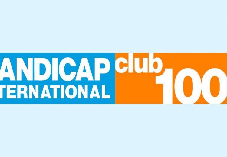 Abridéal steunt Handicap International